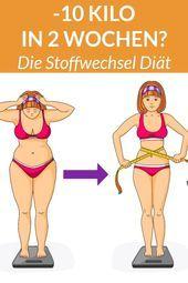 Wer schnell abnehmen möchte, hat bestimmt schon von der Stoffwechsel Diät geh....