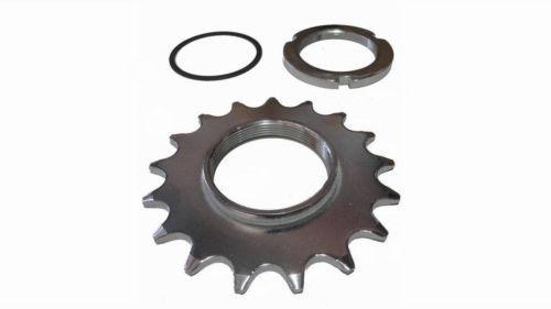 "FIXED 16T 1//2""x1//8"" Sprocket Cog  for Bicyle Bike Fixie /& Flip Flop Wheels"