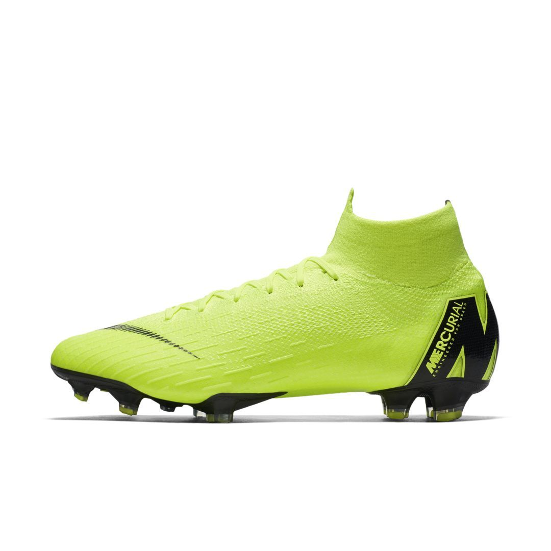 Nike Mercurial Superfly 360 Elite Firm Ground Soccer Cleat Size 11 5 Volt Mens Soccer Cleats Nike Cleats Soccer Cleats