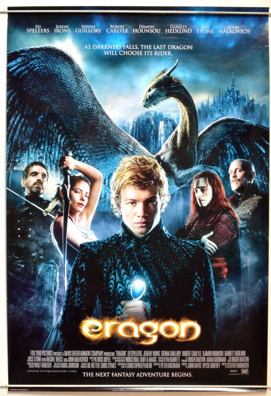 Gebaseerd op Eragon van Christopher Paolini | Eragon movie ...