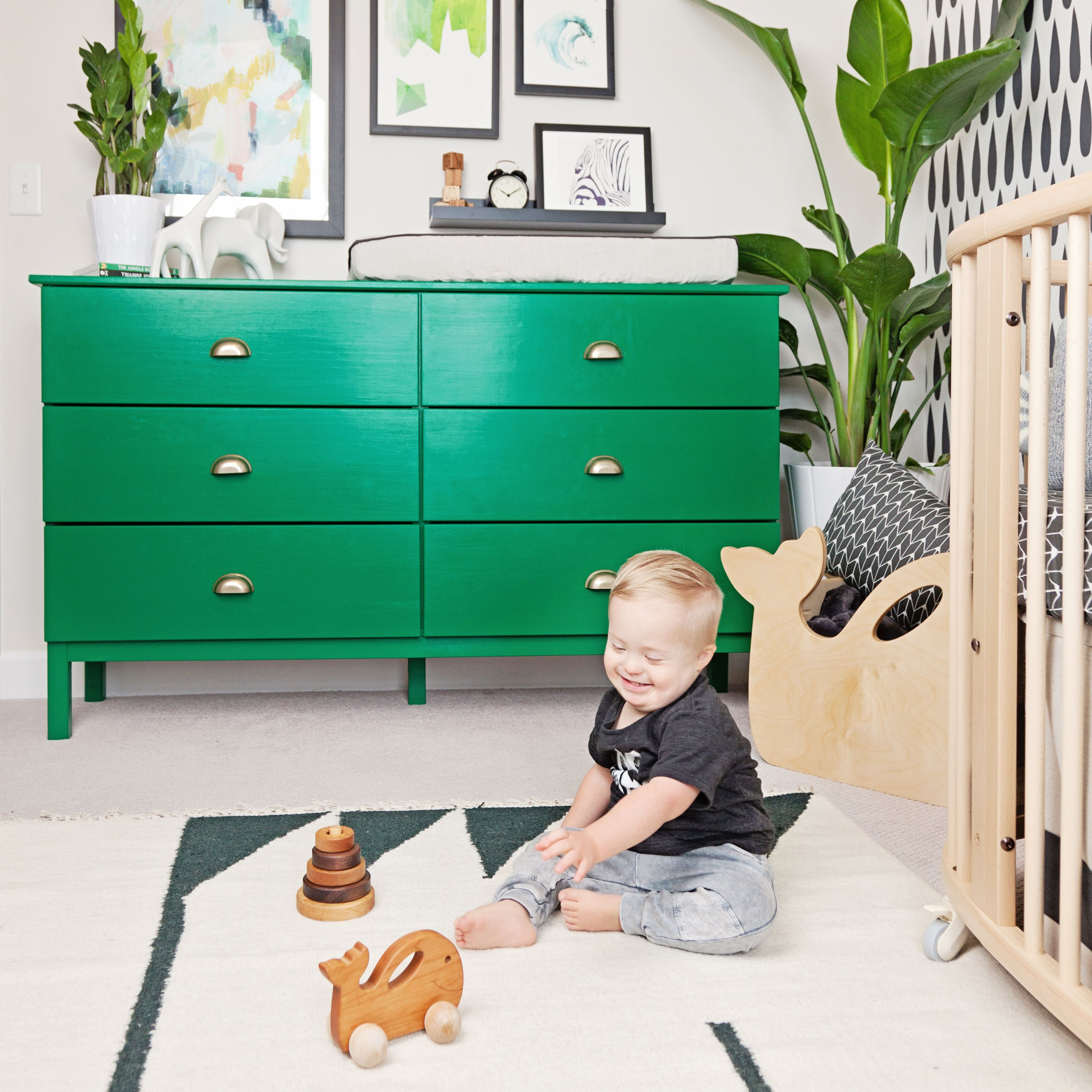 In the Toddler\'s Room with Oakley Peterson | Muebles infantiles ...