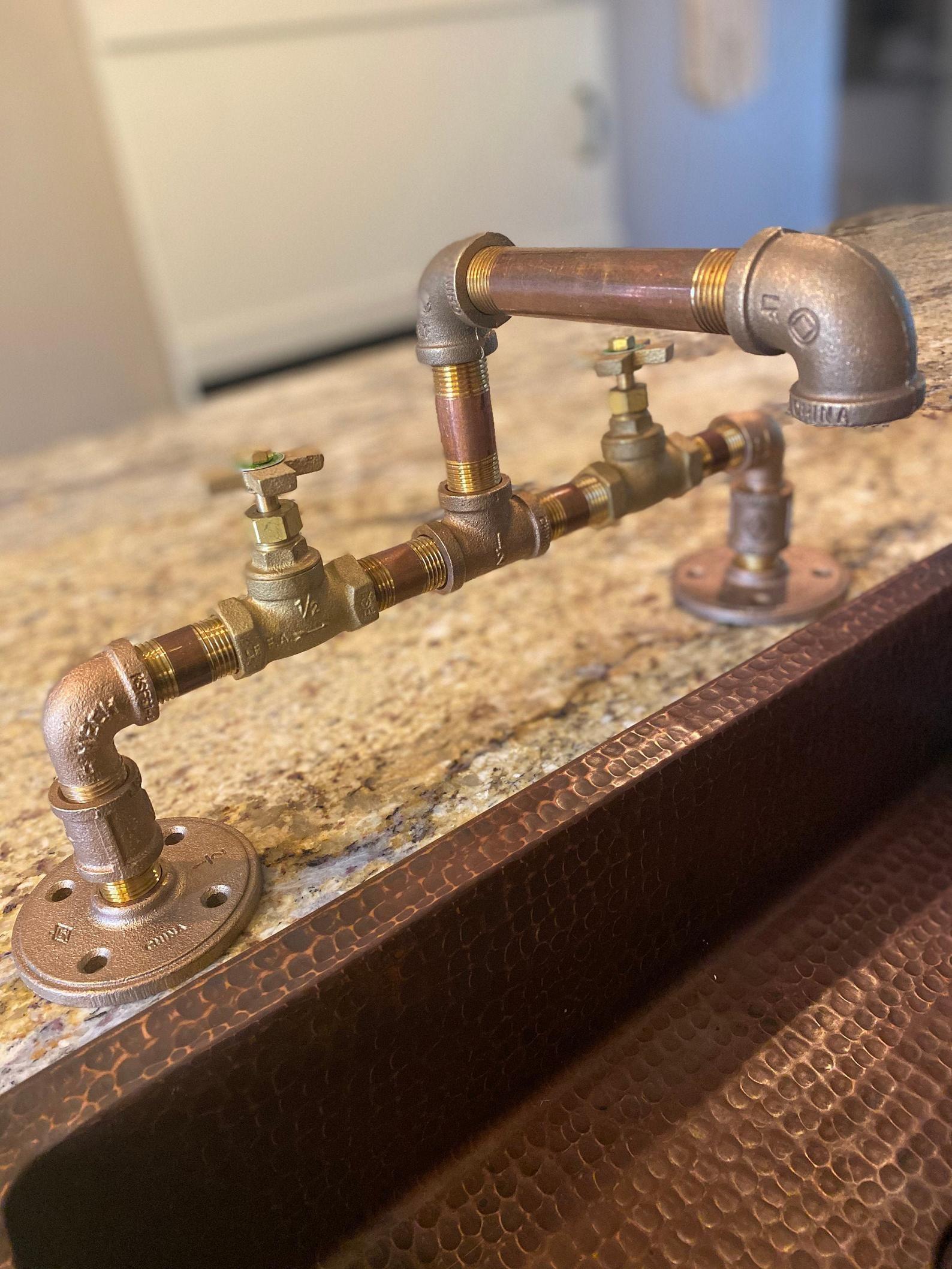 pin on cabin bath
