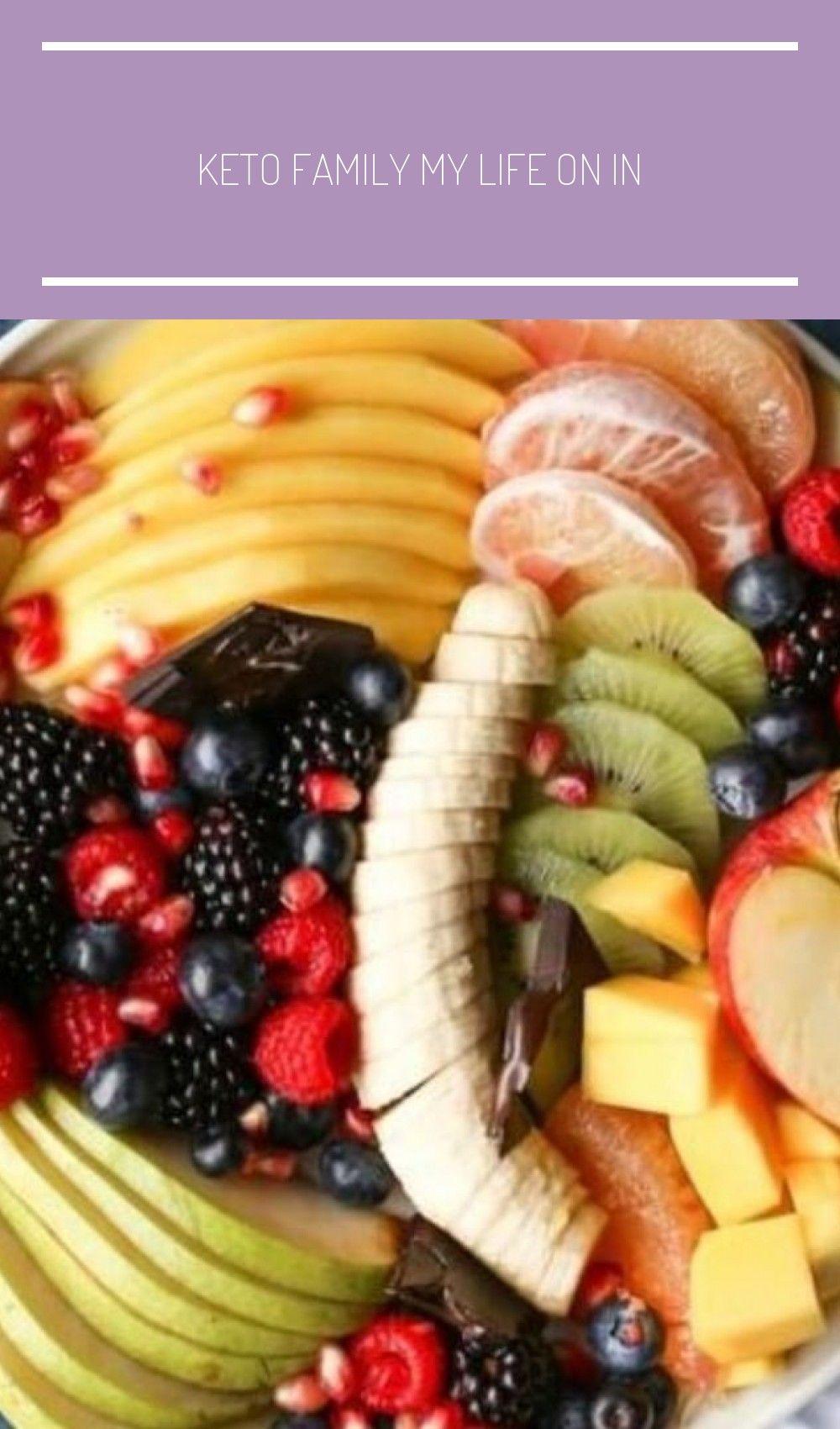 Keto family my life on instagram plant based diet meal