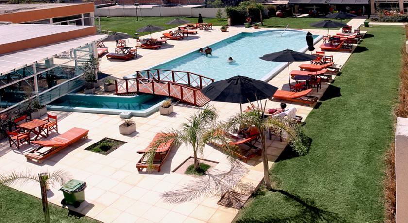 Hotel Los Cardones - Termas de Río Hondo