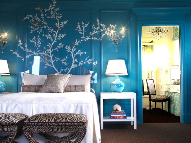 teal-blue-bedroom-for-teens-room-cyan-girls-purple-bedroom-inside ...