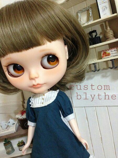 -恋兎-カスタムブライス-custom Blythe-_画像1