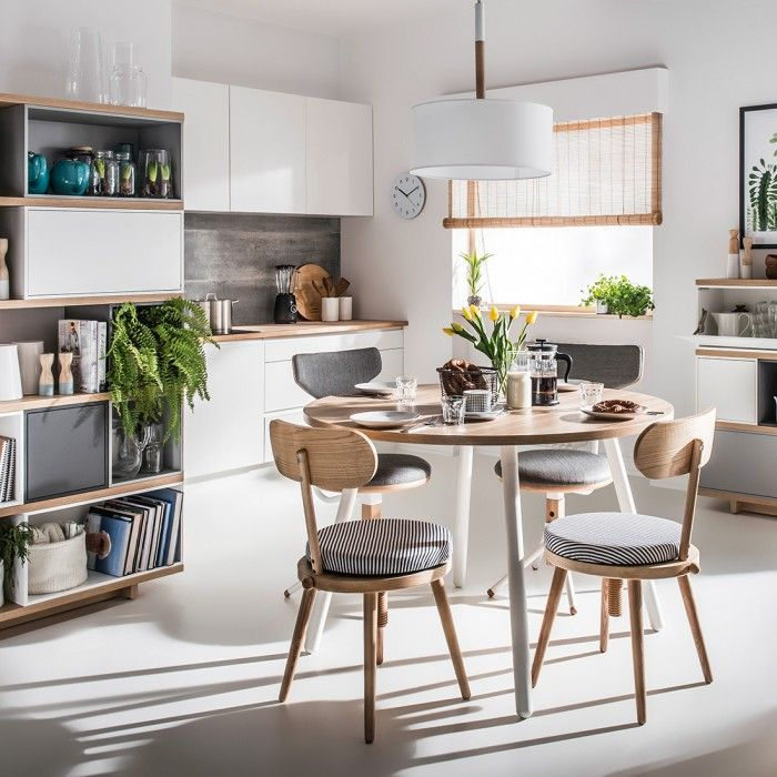Tavolo Rotondo by Vox Balance | Cucine | Pinterest | Tavolo, Cucine ...