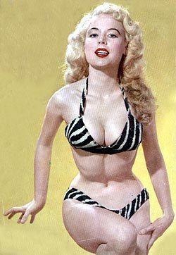 Paparazzi Bikini Betty Brosmer  nude (23 photos), 2019, legs