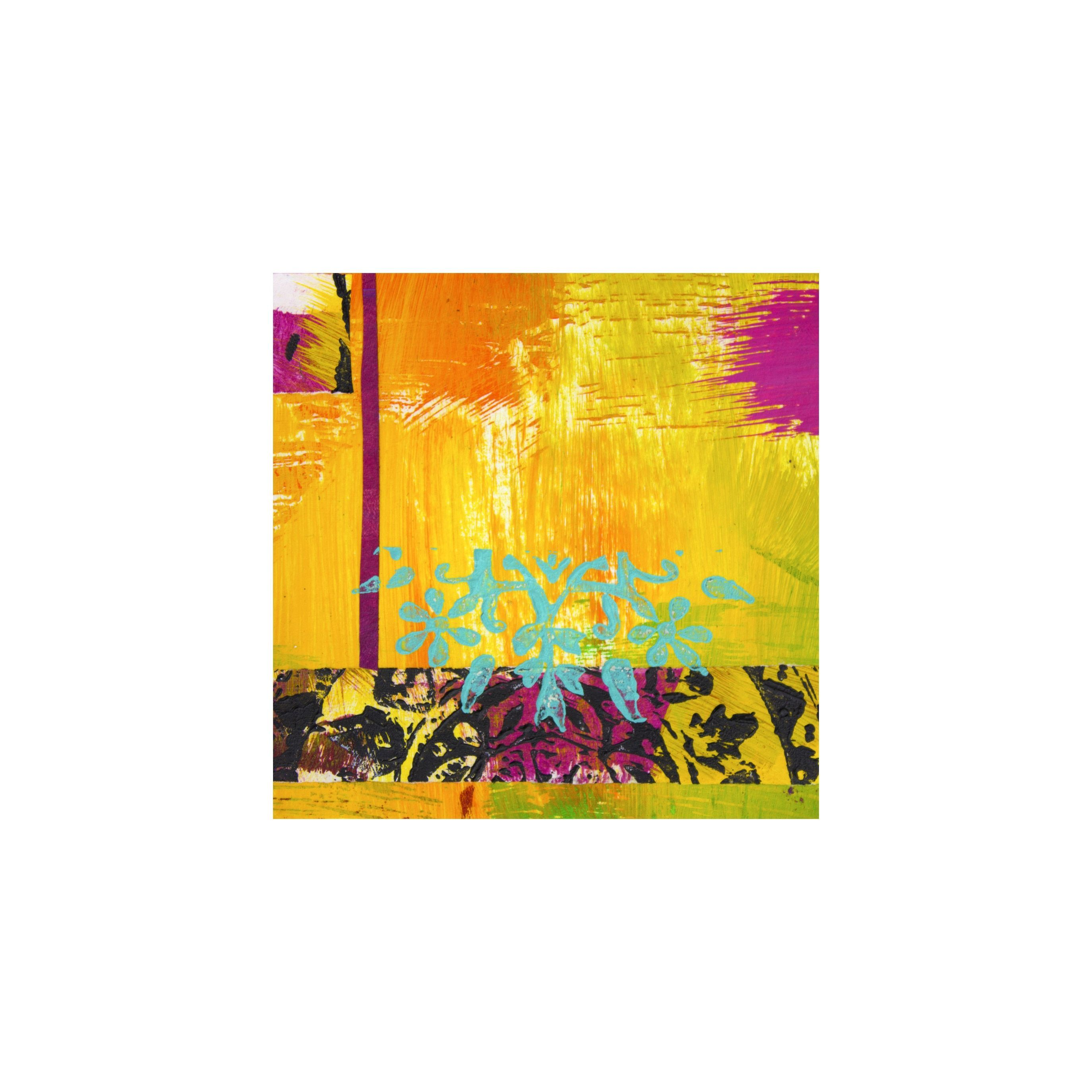 ORIENTAL FURNITURE Endless Summer Wall Art | Wrapped canvas ...