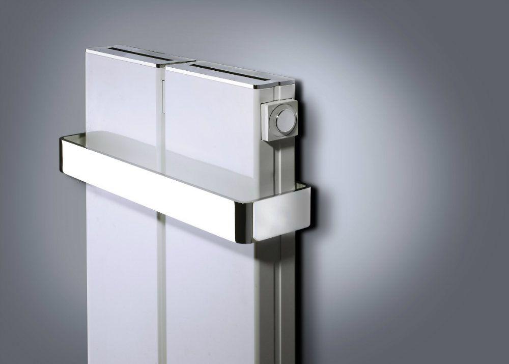 Bisque Blok Towel Rail Slim Bathroom Radiators Towel Radiator Kitchen Radiator