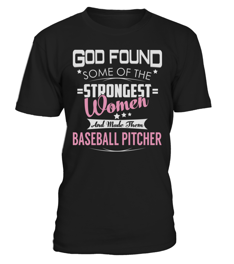 Baseball Pitcher - Strongest Women