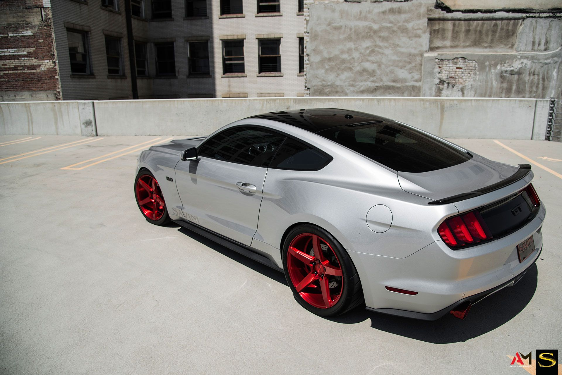 savini wheels black di forza bm11 brushed red ford mustang gt 5