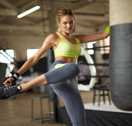 22 trendy fitness model workout candice swanepoel