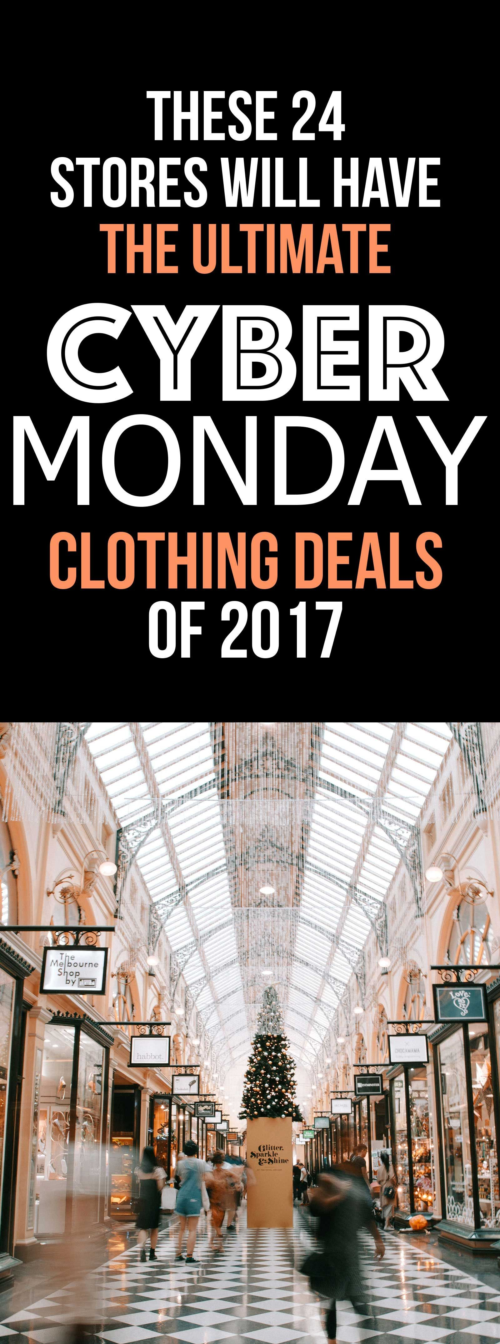Cyber Monday Clothing Deals This Year You Can T Miss Cybermonday Fashion Clothes Clothing Deals Best Cyber Monday Cozy Winter Outfits