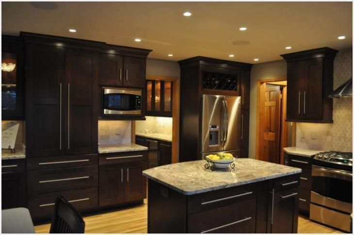 8 Best Hardware Styles For Shaker Cabinets Nbsp Cabinets 100pcs Kitchen Cabinets Handles Hidden Kitchen Cabinet Handles Long Kitchen Finish Kitchen Cabinets