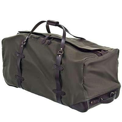 Filson Bags Extra Large Wheeled Duffle Bag 284 Otg Fashion
