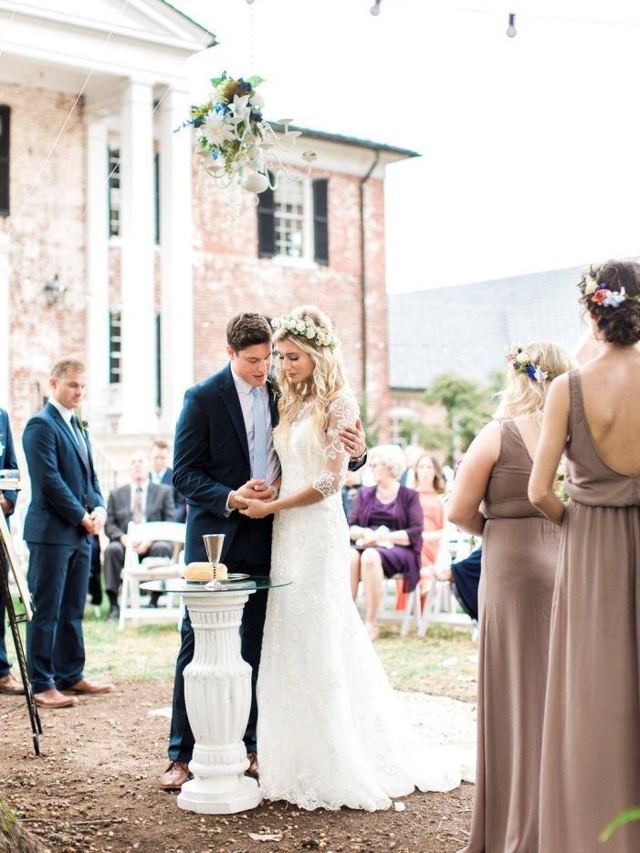 Whimsical Countryside Virginia Wedding United With Love Molly