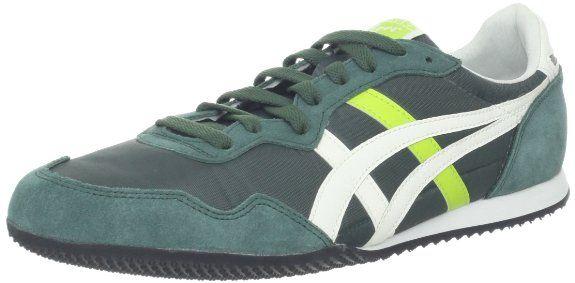 b951066f38492 Amazon.com: Onitsuka Tiger Men's Serrano Lace-Up Fashion Sneaker ...