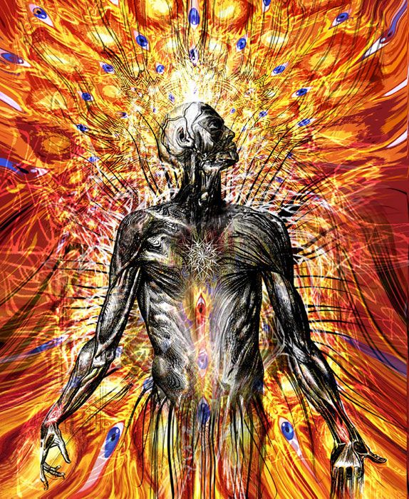 Lateralus Giclee Canvas Album Cover Art Picture Tool Kunstdrucke
