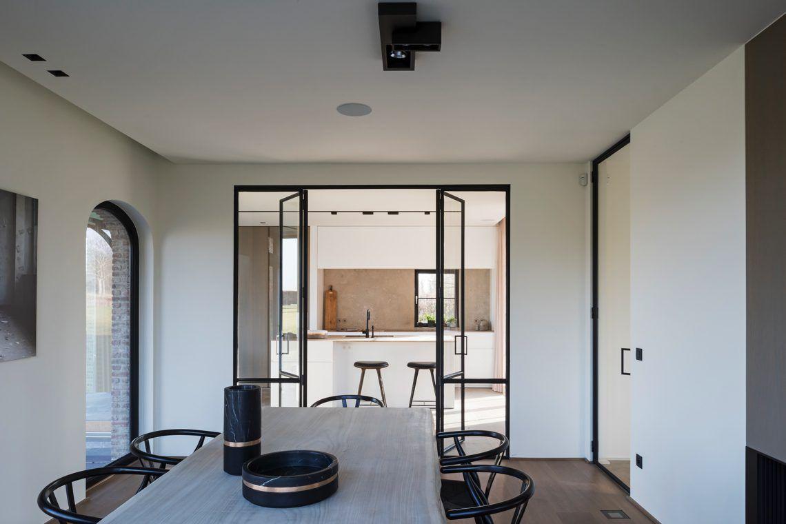 D architectural concepts project bm grimbergen hoog