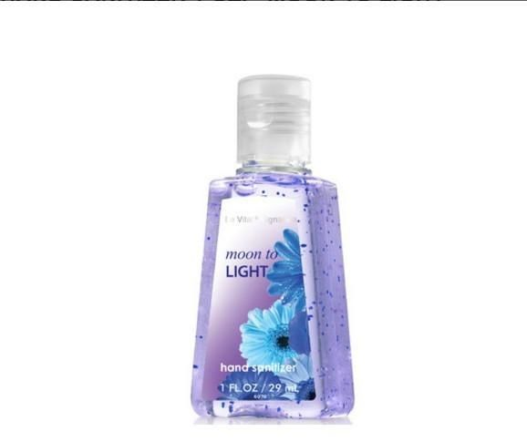 Hand Sanitizer 1 Oz Moon To Light Value Pack 48 Bottles Pack