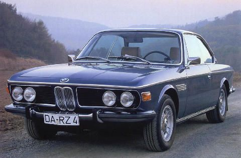 Bmw 3 0 Csi Front View 1971 Picture Gallery Bmw Vintage Bmw