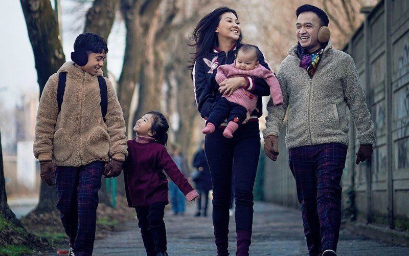 Intip 8 Bisnis Ruben Onsu Yang Membuatnya Jadi Artis Kaya Raya Potret Keluarga Artis Kecil Gambar Orang