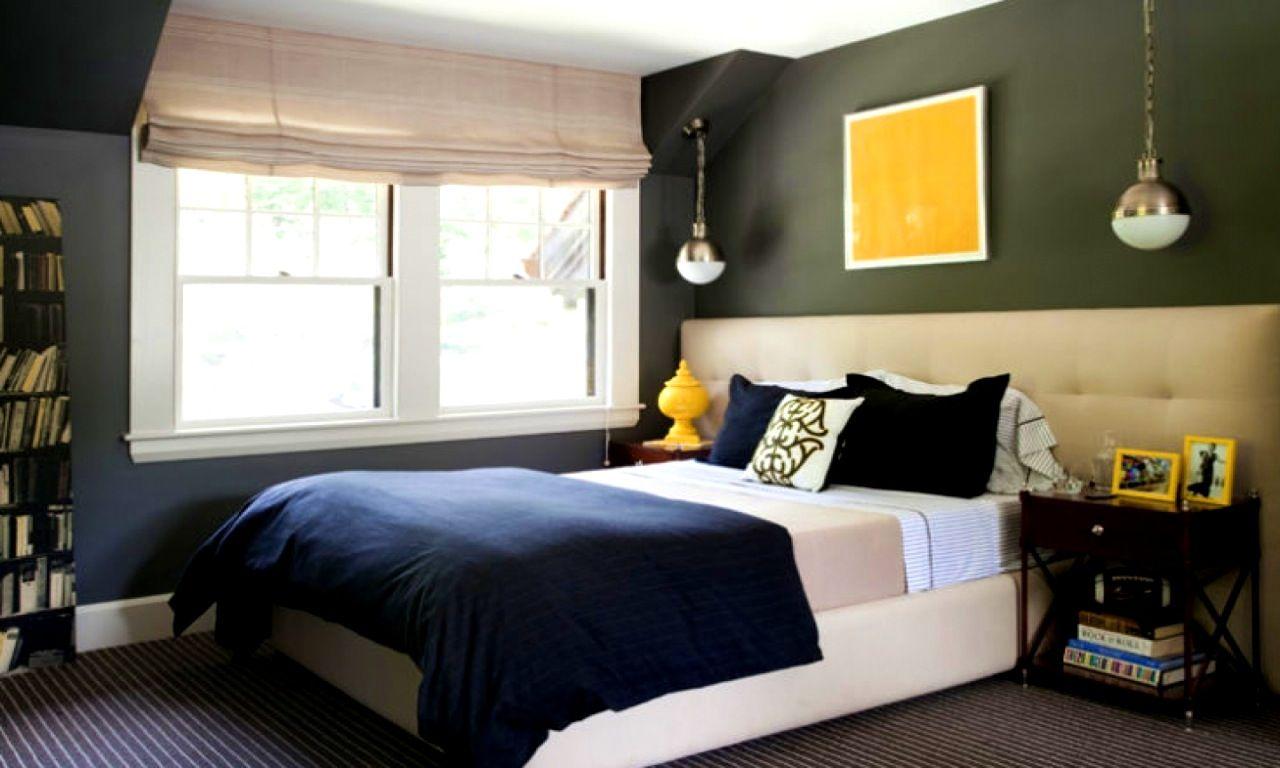 Apartments Captivating Gray Bedroom Accent Wall Design Ideas Walls Masculine Paint Colors For Bache Blue Bedroom Grey Colour Scheme Bedroom Blue Bedroom Design