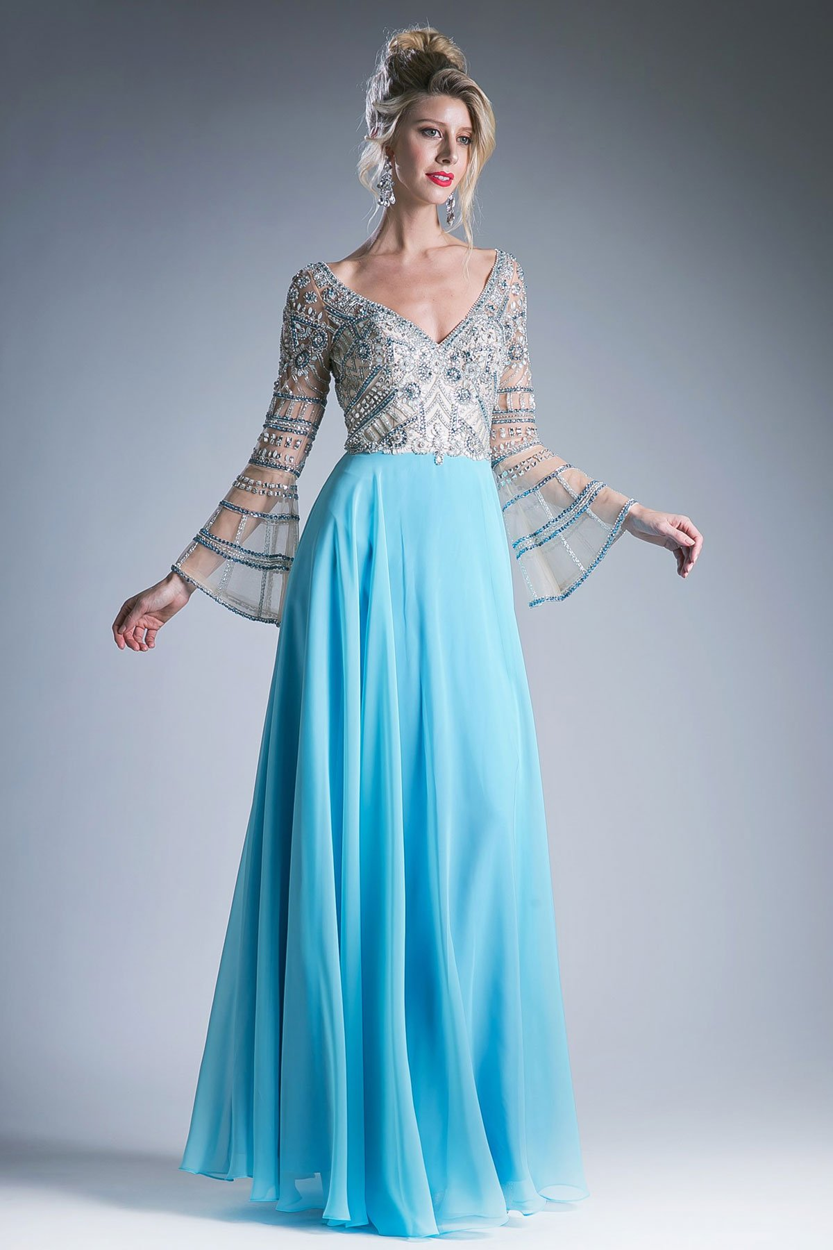 Prom Dress CD71190 | Prom, Bodice and Gemstone