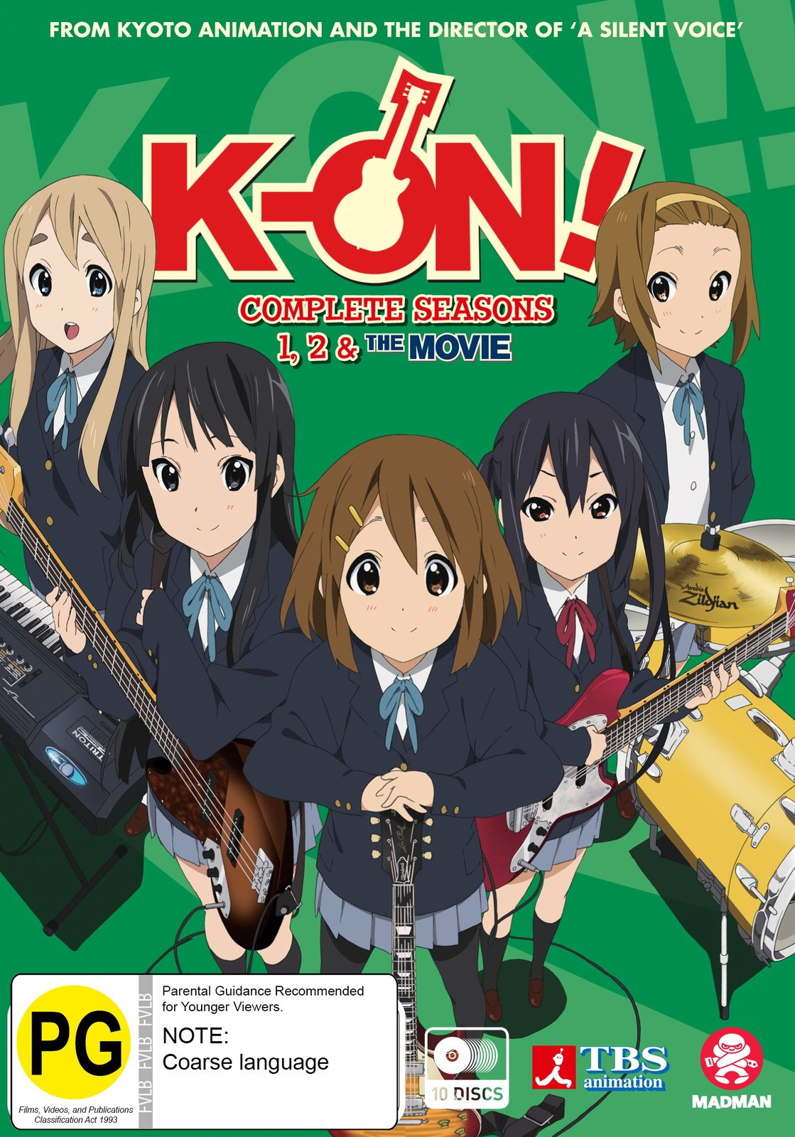 Kon! Ultimate Collection (Season 1, 2 & Movie) DVD in