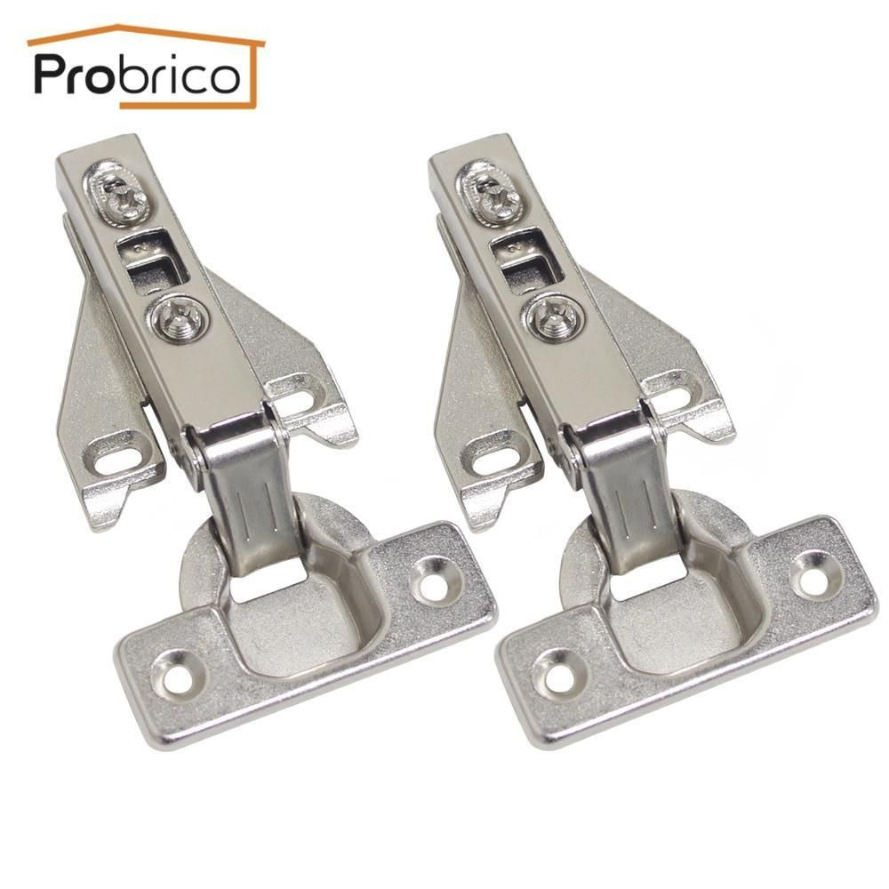 Buy Probrico Face Frame Kitchen Cabinet Hinges Iron Chhs09ga