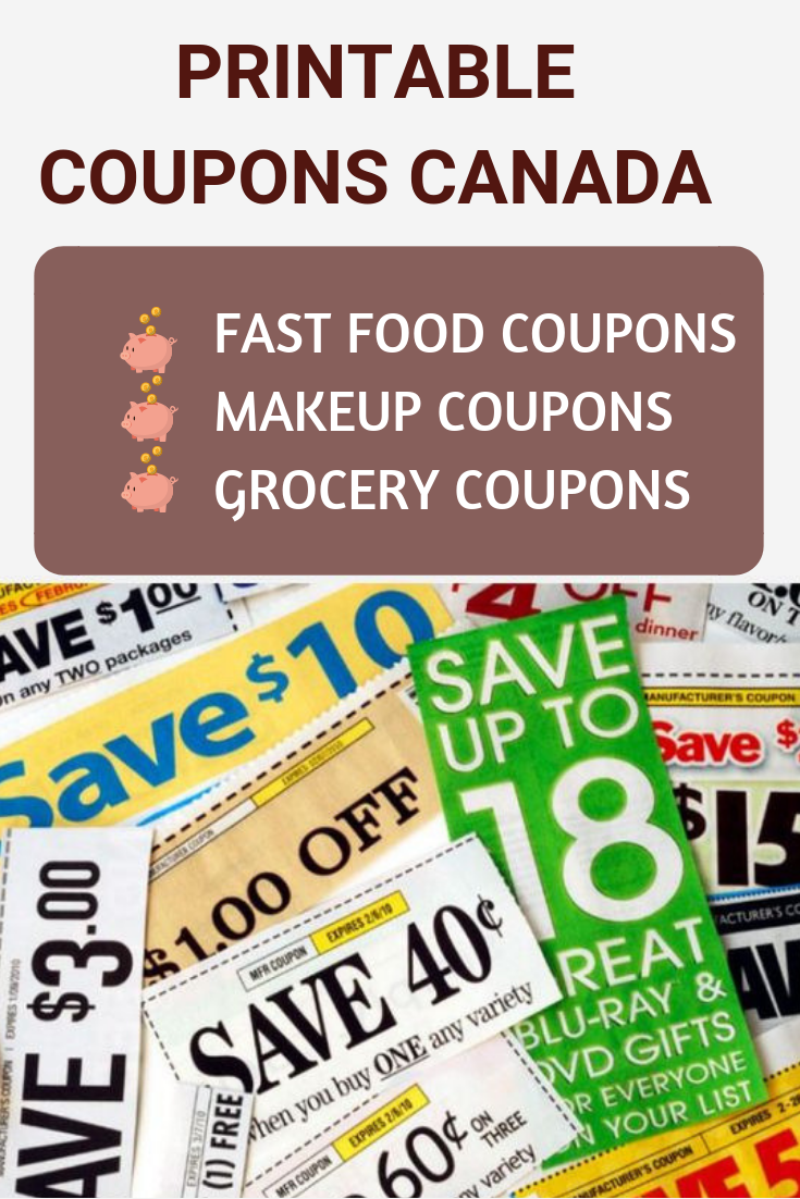 Printable Coupons Canada Coupons Canada Printable Coupons Canada Free Printable Grocery Coupons