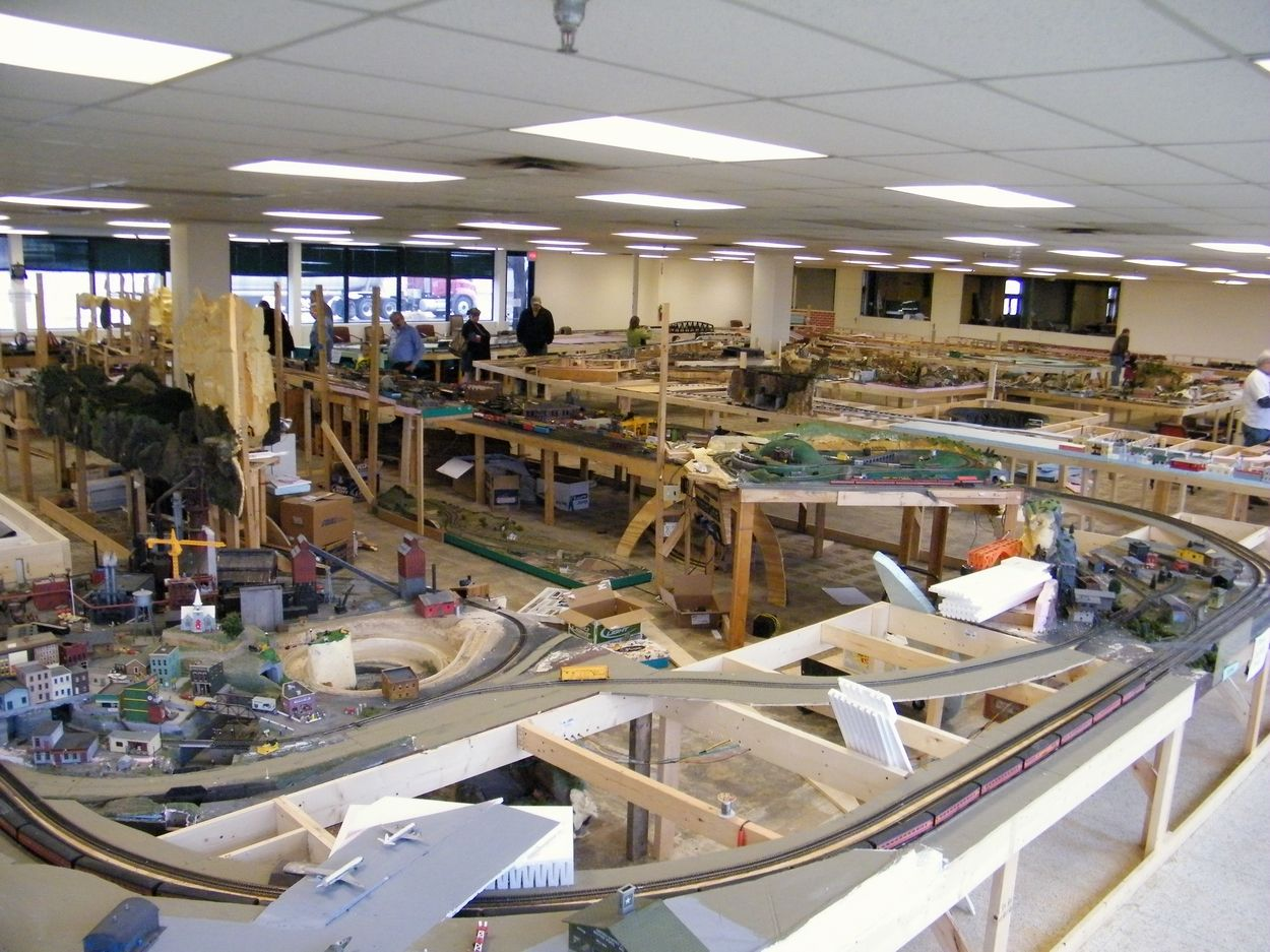 Model Trains | Model Railroad Museum could become major tourist attraction (Mentor ...