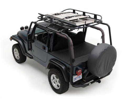 Smittybilt 76713 Src Roof Rack Automotive Roof Rack Jeep Wrangler Tj Jeep Wrangler Jk