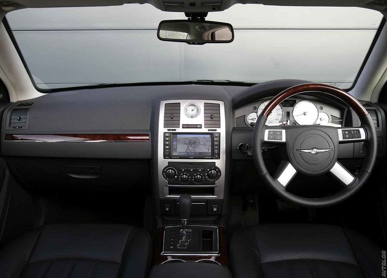 Chrysler 300 Dream Interior Voitures Rares Voitures Et Motos