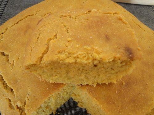 Vegan Sweet Potato Cornbread (gluten-free) – Gone Pie
