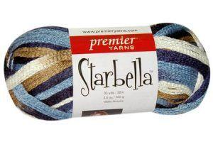 Premier starbella stripes yarn ruffle yarn and yarns premier starbella stripes yarn ruffle scarfdiy scarfcrochet pattern dt1010fo