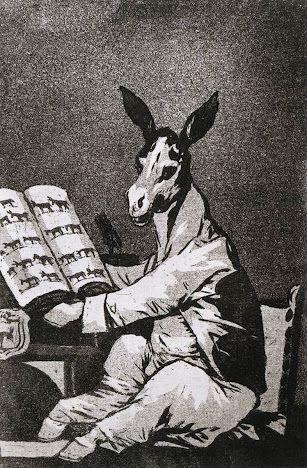 Romantiek (Goya) -verhalen als inspiratie -werken vanuit zichzelf -kunst omdat ik kunst moet maken