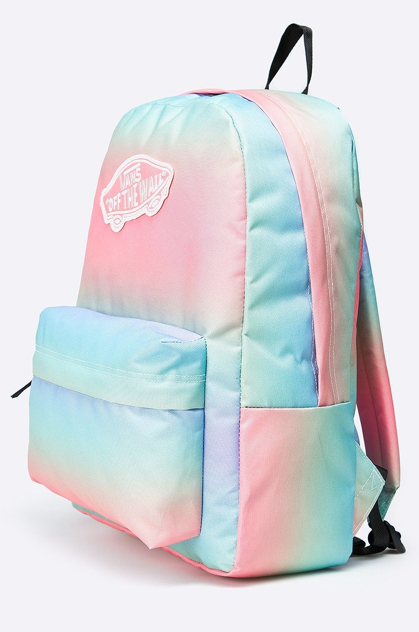 Plecak szkolny młodzieżowy BackUP czarne wzory, ŚRUBKI
