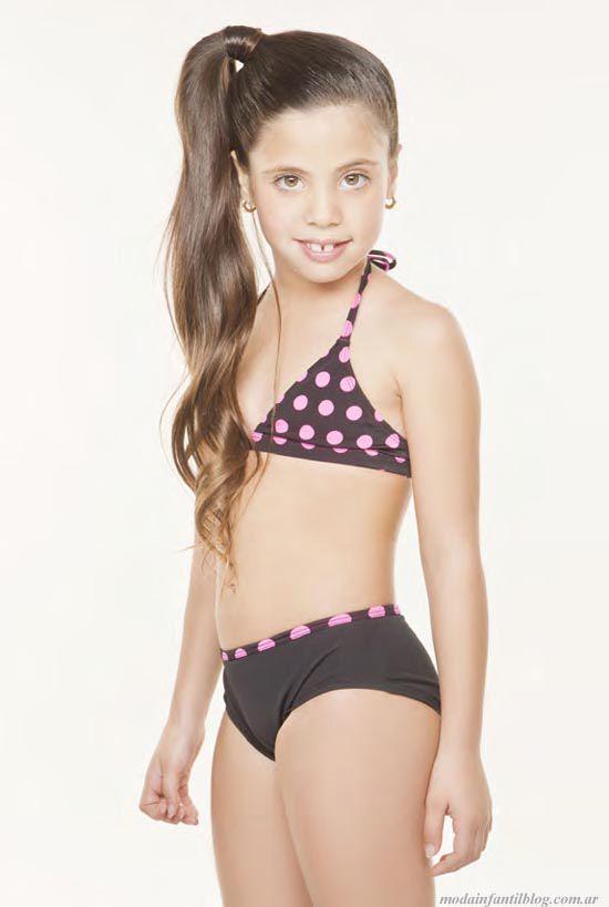 Ailyke bikinis para ni as primavera verano 2014 mallas de clari pinterest bikinis - Patricia conde en ropa interior ...