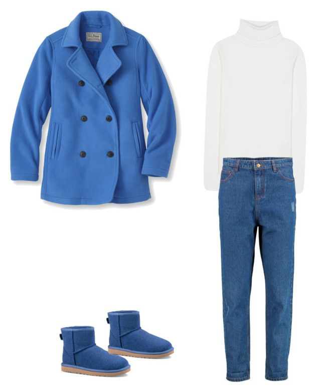 """""""Winter16"""" by fancywan on Polyvore featuring L.L.Bean, Chloé, Boohoo and UGG"""