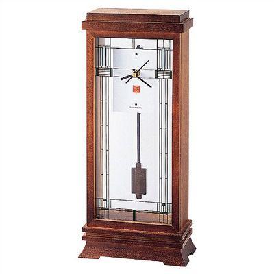 Frank Lloyd Wright Willits Mantel Clock Mantel Clock