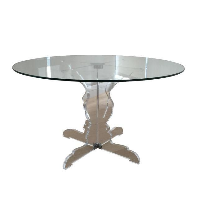 Roche Bobois Profil Round Dining Table Dining Table Round Dining Table Table