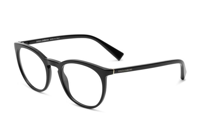 ff33055a63 Phantos eyeglasses for men DG3269 with shiny black acetate frame. Tailored  design featuring a key bridge. Discover more on Dolce Gabbana.