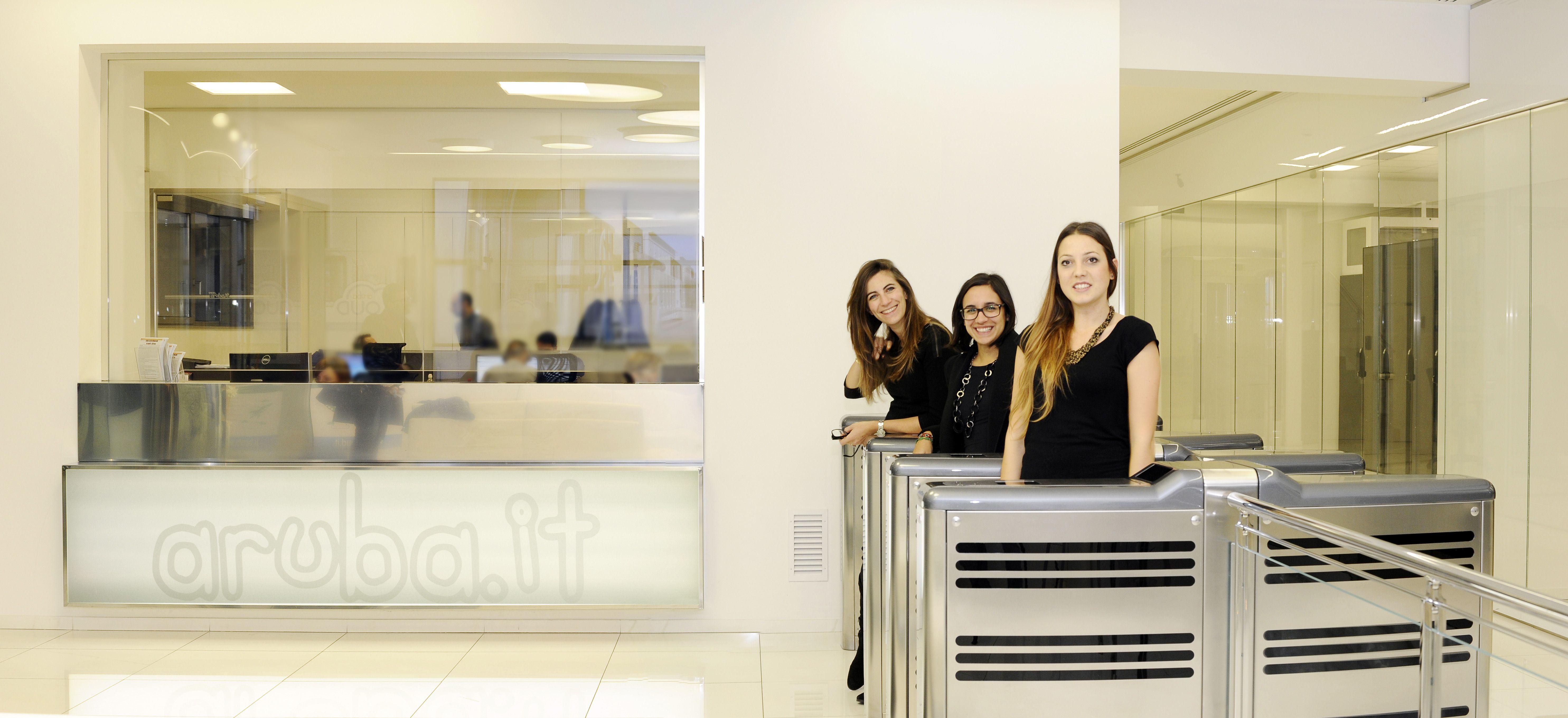 Team Aruba: tutti pronti per iniziare il primo Pitch Day del Programma Aruba Cloud Startup