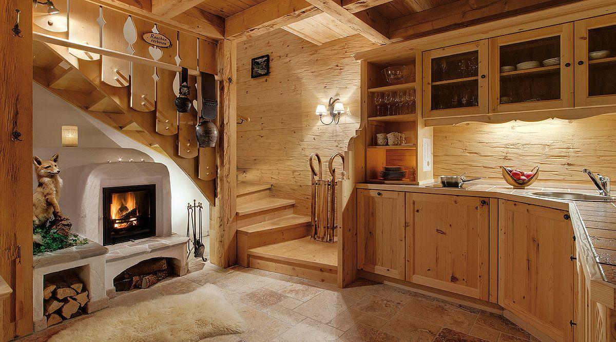 Inns holz chaletdorf b hmerwald chalet ulrichsberg for Hangedekoration wohnzimmer