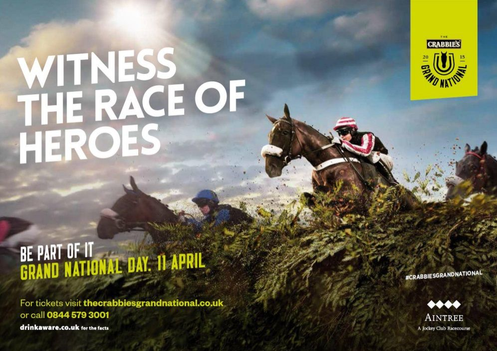 GND_crative | Horsey Posters | Grand national, Horse racing