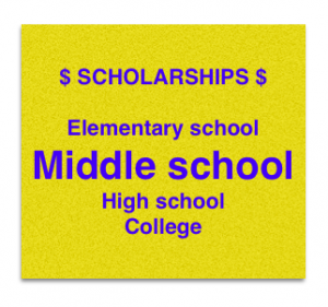 Scholarship Mom Alert: MathMovesU Middle School Scholarship. Yes, Virginia, there are scholarships for Middle School students!