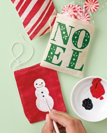 Christmas Goodie Bags For Kids