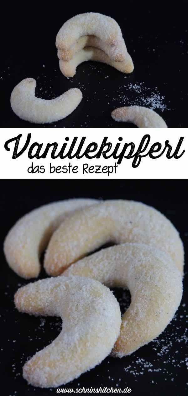 Photo of Vanilla kipferl with real vanilla – Schnin's Kitchen